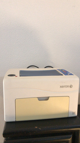 Impressora xerox phaser 6000