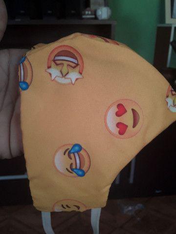 Mascaras personalizadas adulto e infantil diversos modelos whats *
