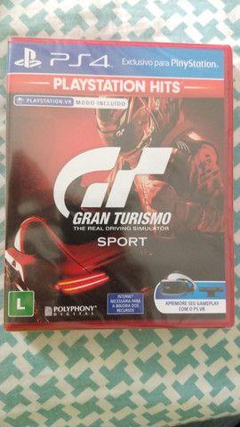 Gran turismo PS4 lacrado