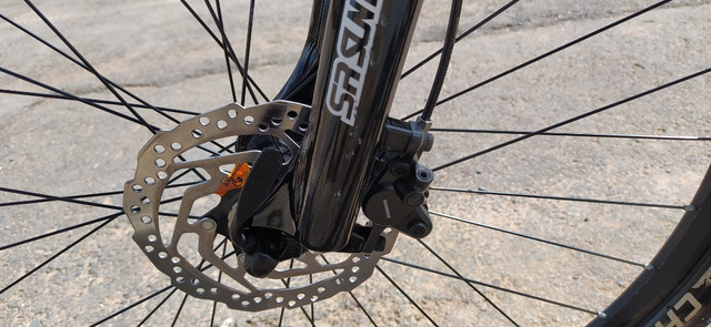 Excelente oportunidade: Bicicleta Lotus seminova,toda Alívio - Foto 3
