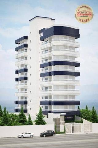 Apartamento com 1 dormitório à venda, 53 m² por R$ 275.222,52 - Vila Guilhermina - Foto 2