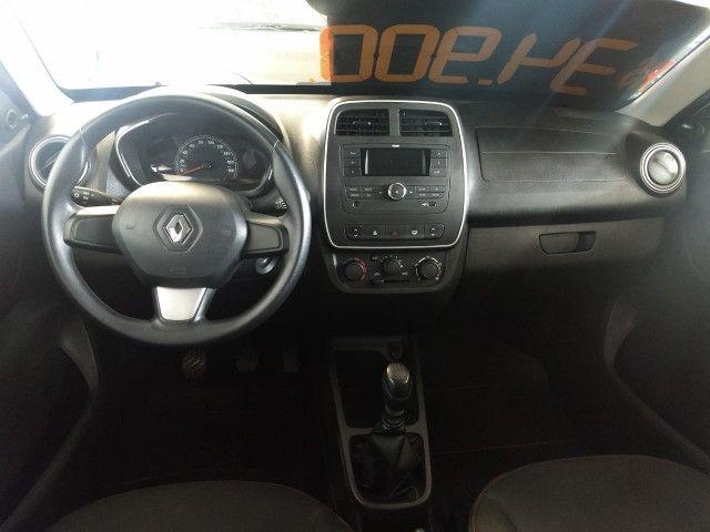 Renault Kwid Zen 1.0 2020 (100% do carro no cartão 6x sem juros) - Foto 8