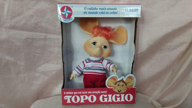 Topo Gigio estrela - Foto 3
