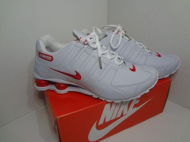 Nike Shox Aceitamos Cartões Auxílio Caixa Tem - Foto 4