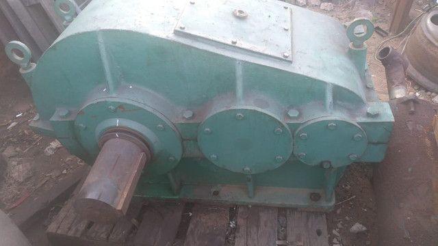 Redutor Industrial 33×1