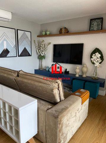 Mundi Resort, 96m², Mobiliado 100%, 14º andar, 3 quartos/suíte, 3 vagas - Foto 20