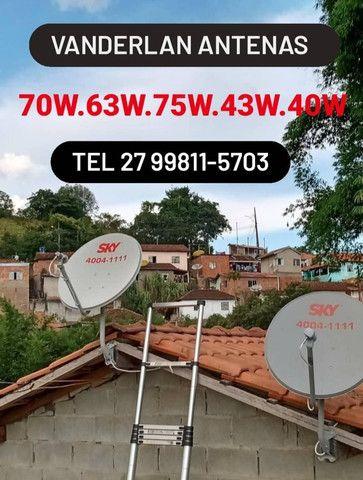 Localizador de satelites - Foto 2