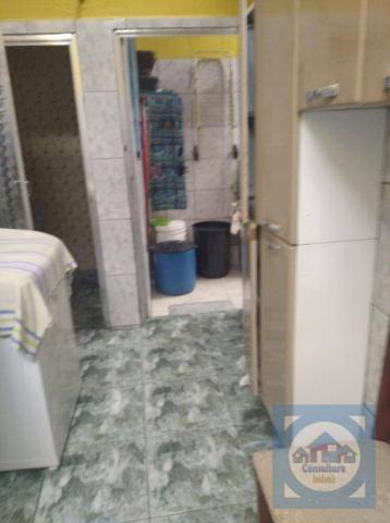 Casa com 3 dormitórios à venda, 100 m² por R$ 381.000,00 - Santa Maria - Santos/SP - Foto 7
