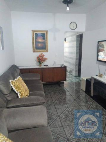 Casa com 3 dormitórios à venda, 100 m² por R$ 381.000,00 - Santa Maria - Santos/SP