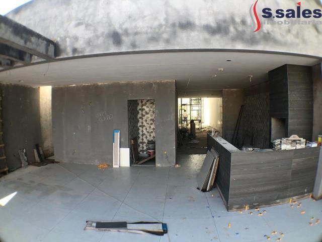 Linda Casa em Vicente Pires com 03 Suítes - Lazer Completo! Brasília DF - Foto 11