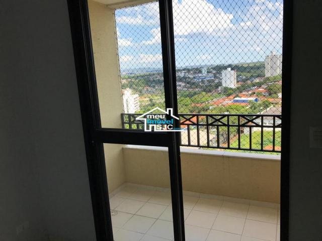 Apartamento no Jardim Satélite - 02 Dormitórios - 54m² - Foto 3