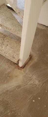 Escada em ferro e marmore - Foto 2