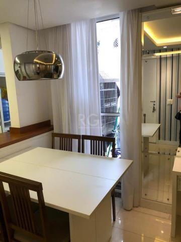 Apartamento à venda com 2 dormitórios em Cristal, Porto alegre cod:VP87617 - Foto 6