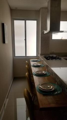 Apartamento à venda com 1 dormitórios em Centro, Sao vicente cod:V2049
