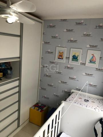 Apartamento à venda com 2 dormitórios em Cristal, Porto alegre cod:VP87617 - Foto 17