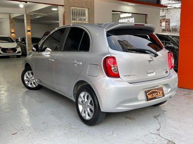 Nissan March 1.6 SV 2020! Seminovo! - Foto 5