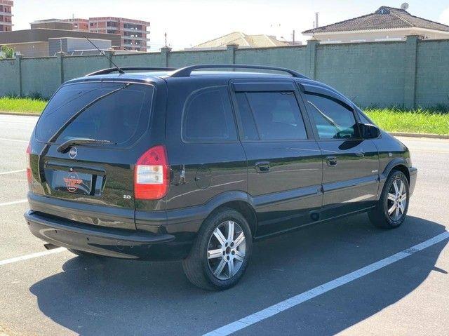 ZAFIRA 2010/2011 2.0 MPFI ELITE 8V FLEX 4P AUTOMÁTICO - Foto 6