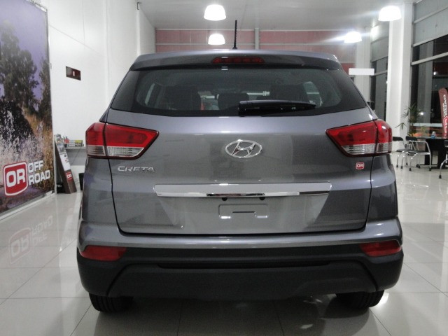 Hyundai Creta Action 1.6 16V Flex Aut. 0km - Foto 4