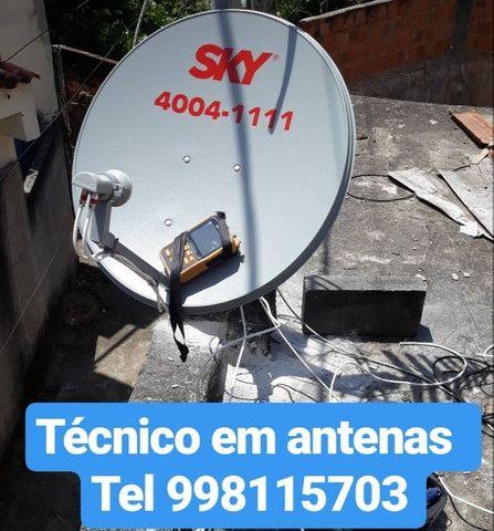 Localizador de satelites - Foto 3
