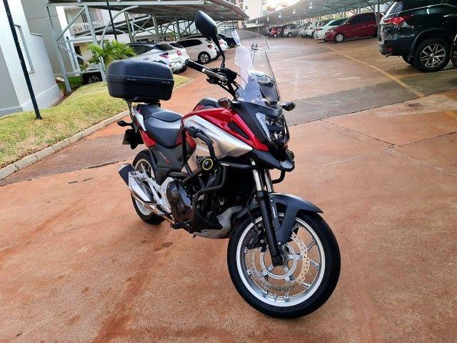 Honda Nc750x ABS
