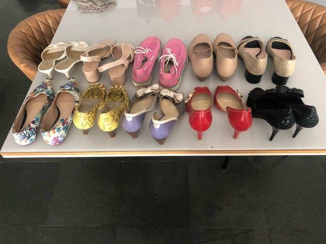 Sapatos femininos 39 - Foto 3