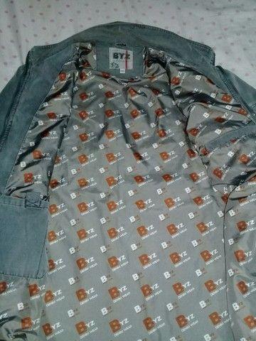 Jaqueta  sarja tipo jeans tám.GG  - Foto 2