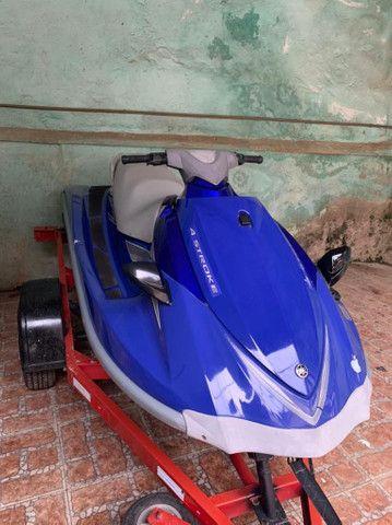 Yamaha VX 1100 De Luxe com Ré