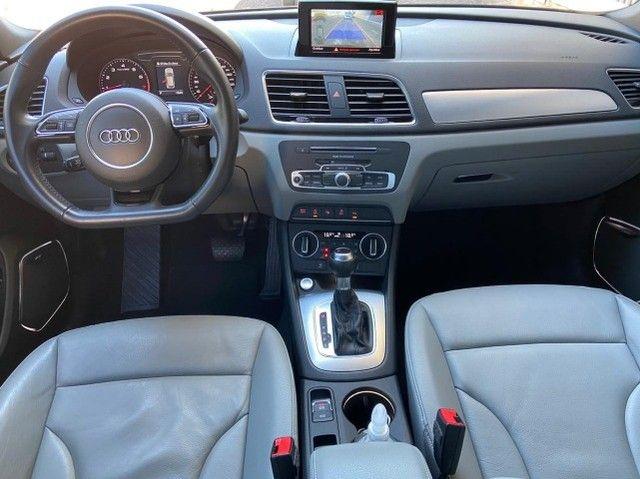 Audi Q3 1.4 Black Edition 18/18 Muito Nova Impecável Extra!!!!  - Foto 8