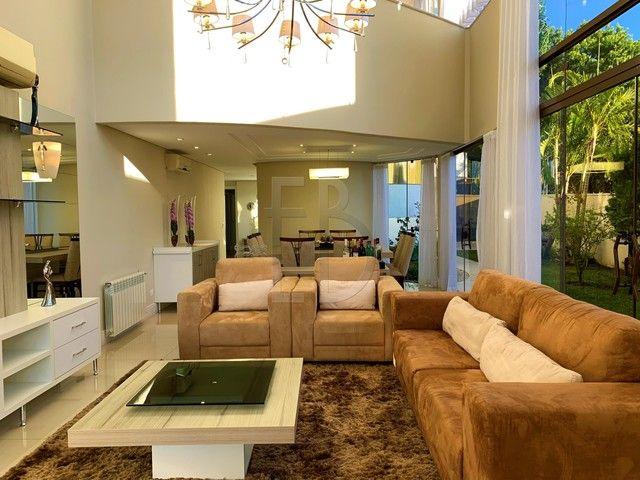 Casa de condomínio para venda com 585 metros quadrados com 5 quartos - Foto 8