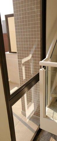 Escada em ferro e marmore - Foto 6