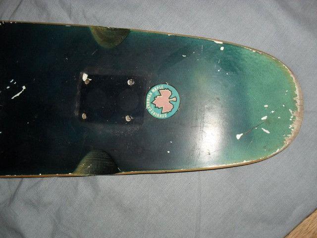 Shape de skate longboard de maple - Foto 2