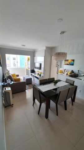 Apartamento nascente com todos os projetados no Recanto dos Vinhais