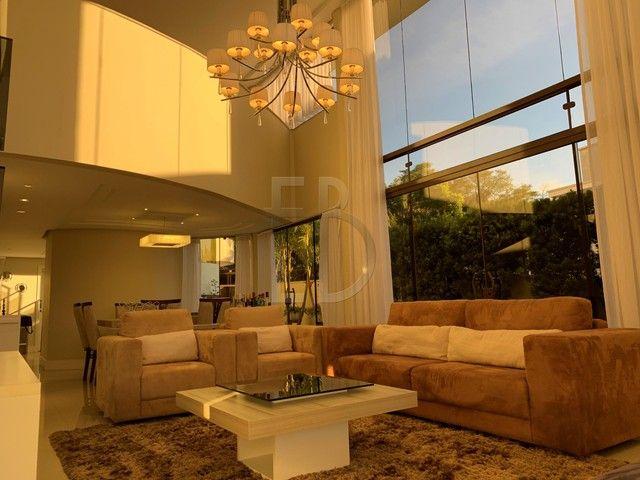 Casa de condomínio para venda com 585 metros quadrados com 5 quartos - Foto 6