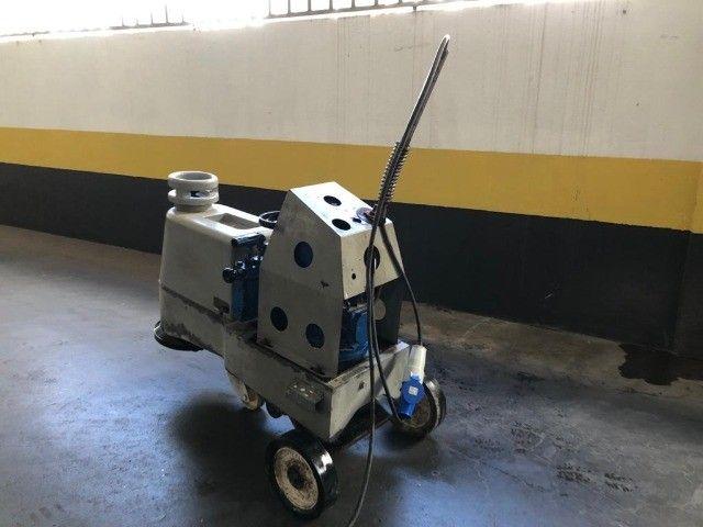 Maquina de Polimento Italiano