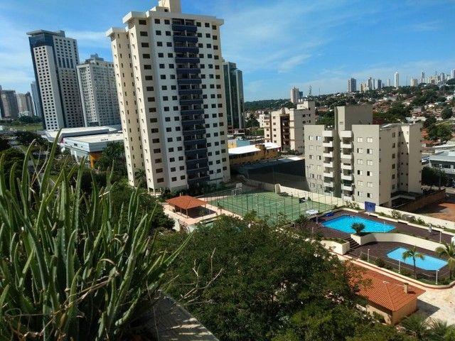 Apartamento a venda 3 quartos, Próximo ao Parque Flamboyant, arms lazer. Jardim Goiás - Go - Foto 4