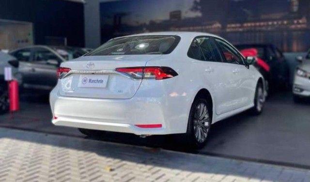 Corolla 2.0 vvt-ie flex xei direct shift zero km!!! - Foto 6
