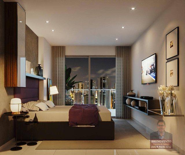 Apartamento no Tribeca com 3 dormitórios à venda, 119 m² por R$ 1.139.260 - Aldeota - Fort - Foto 15
