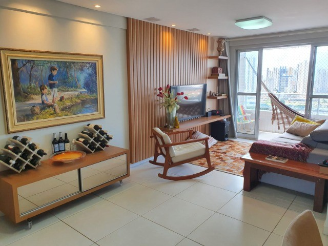 Apartamento para venda com 103m², 4 quartos em Pedro Gondim, João Pessoa - PB - Foto 2