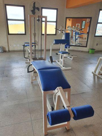 """COMBO"" Cadeira Extensora + Flexora ""PHYSICUS"" - Foto 4"