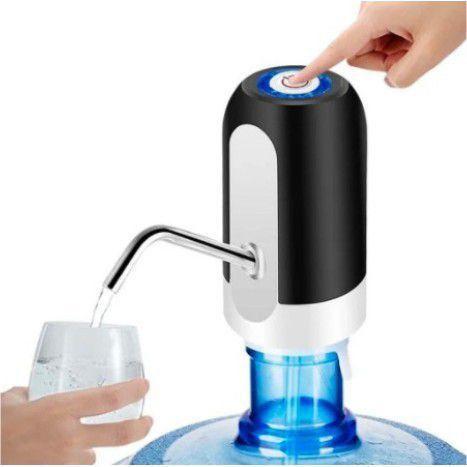 Bomba elétrica para garrafão Água 20 litros - Foto 4