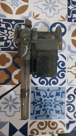 Aquário 60L + Filtro externo - Foto 2