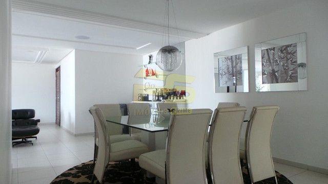 Apartamento à venda com 4 dormitórios em Manaíra, João pessoa cod:psp502 - Foto 6