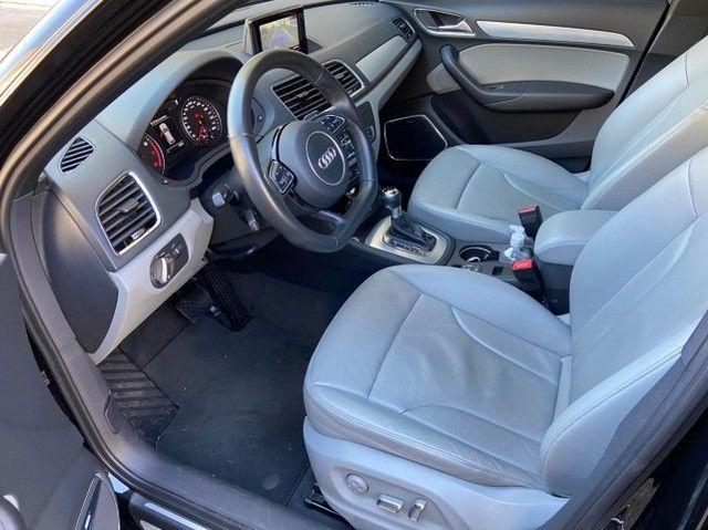 Audi Q3 1.4 Black Edition 18/18 Muito Nova Impecável Extra!!!!  - Foto 6
