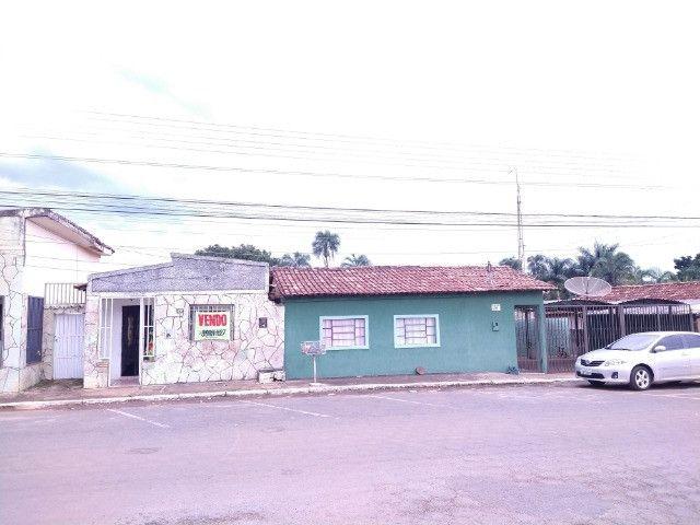 Casa centro Luziania 140 mil
