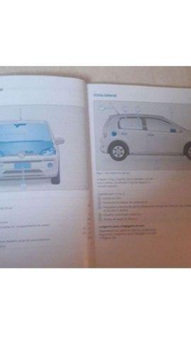 Manual do proprietário volkswagen up - Foto 2
