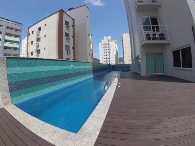 Duplex, 3 suítes, 2 vagas, semi-mobi, 200m do mar, andar alto, próx shopping atlântico - Foto 18