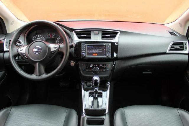 Nissan Sentra 2.0 Sv 16v Flexstart 4p Automático 2018/2018 - Foto 7