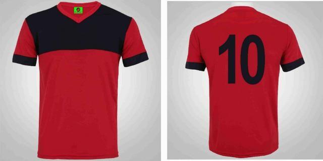 Jogo de camisa futebol - Foto 2