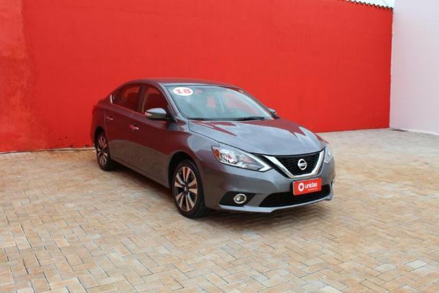 Nissan Sentra 2.0 Sv 16v Flexstart 4p Automático 2018/2018 - Foto 2