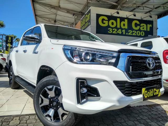 Toyota Hilux SRX 2020 ( Padrao Gold Car ) - Foto 3